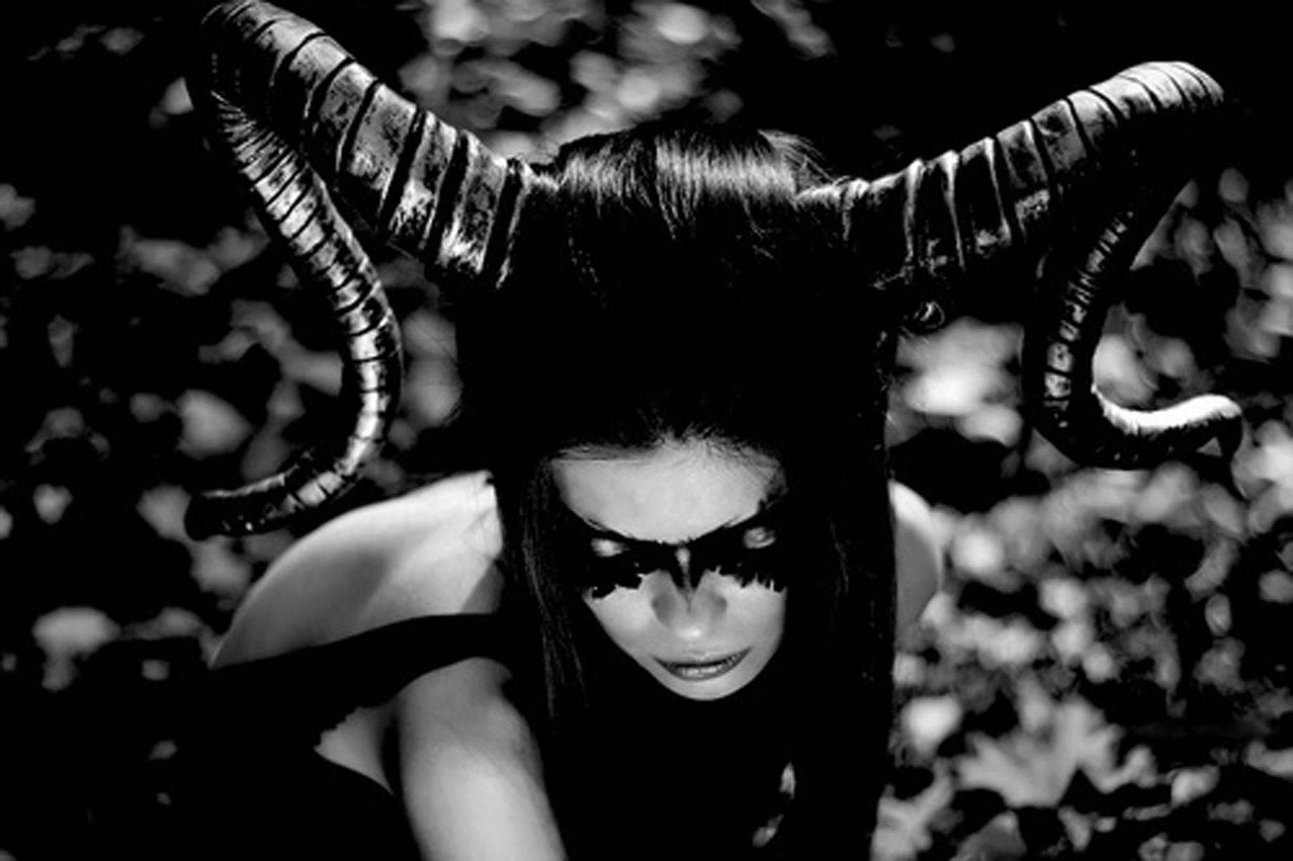 Демоны девочки фото