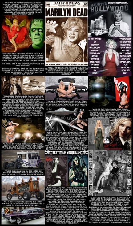 Monster X Files 1