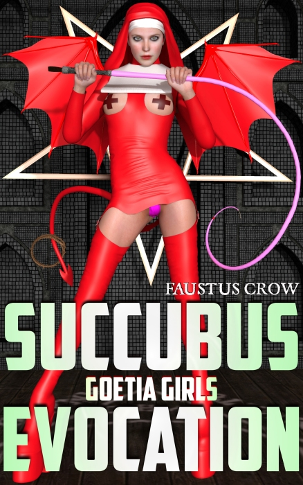 succubus_evocation_goetia_girls_book_kindle
