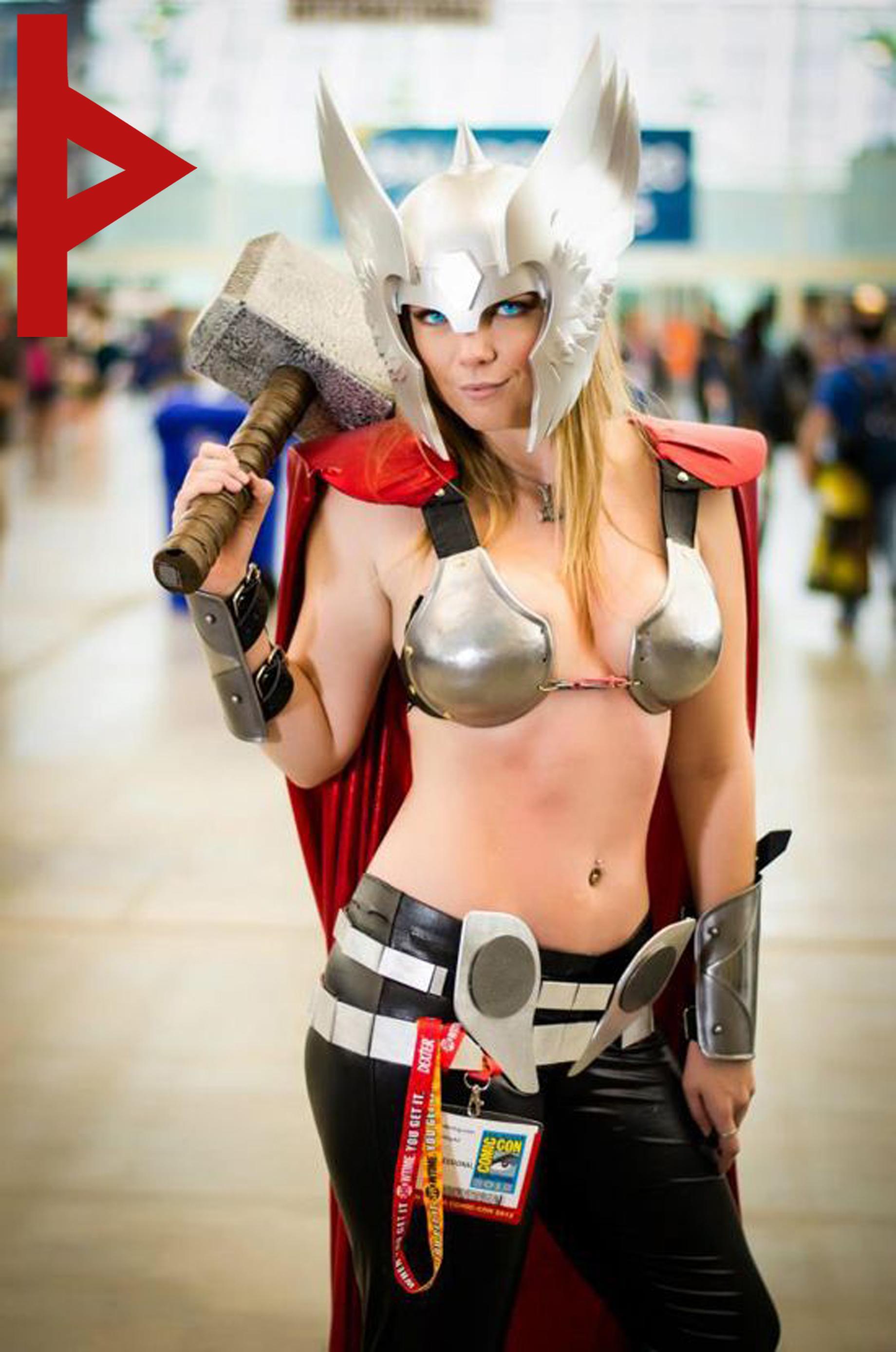 Marvel cosplay sex