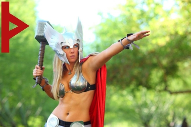 goetia_girls_lady_thor_storm_goddess_lightning_hammer_succubus_rune