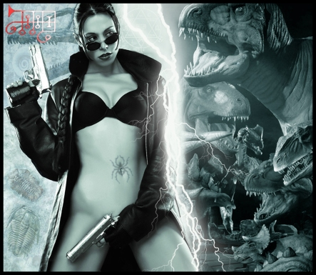 goetia_girls_ronove_lemegeton_necronomicon_reptillian_dinosauroid_girl_succubus