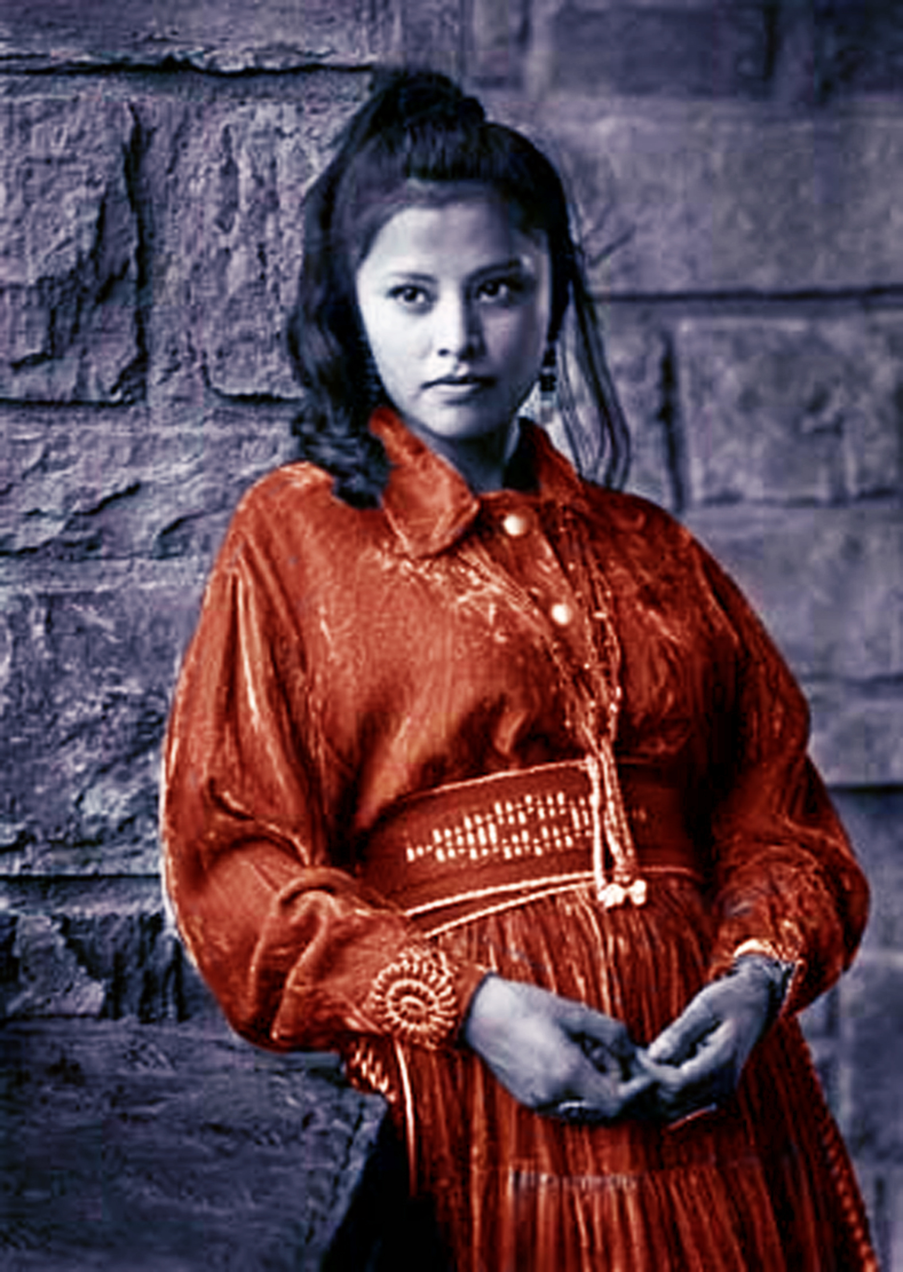 Hot navajo women