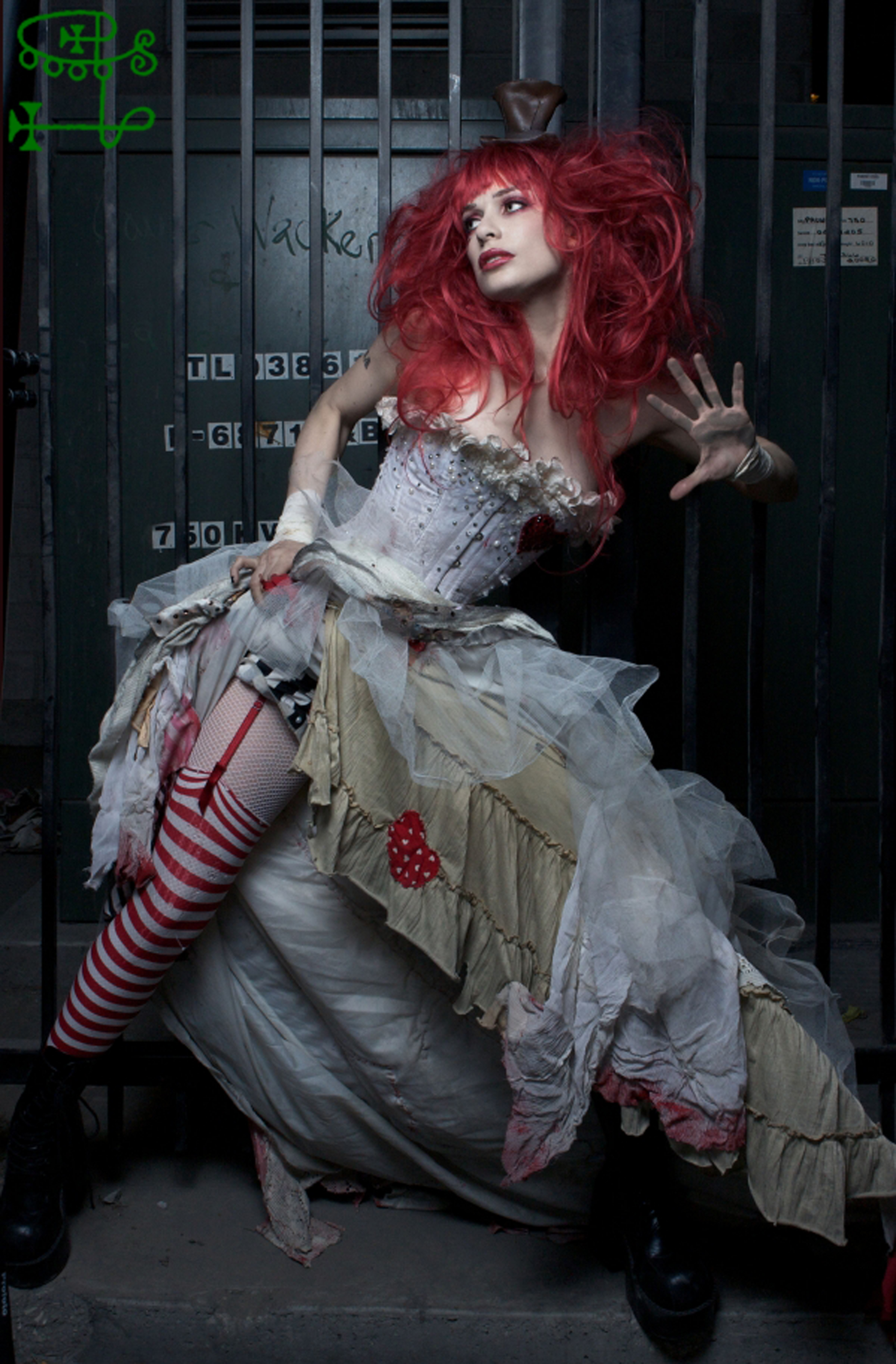 Emilie Autumn The Asylum For Wayward Victorian Girls: GOETIA GIRL STEAMPUNK SUCCUBUS ART MUSE VALEFOR