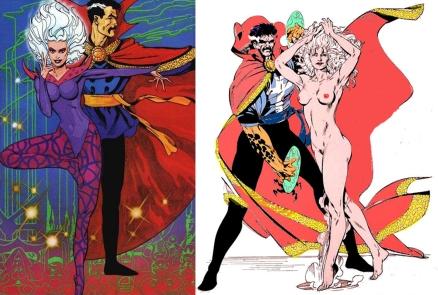 goetia_girls_clea_succubus_doctor_dr_strange_marvel_comics