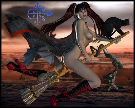 goetia_girls_gaap_succubus_witch_art_muse_of_faustus_crow