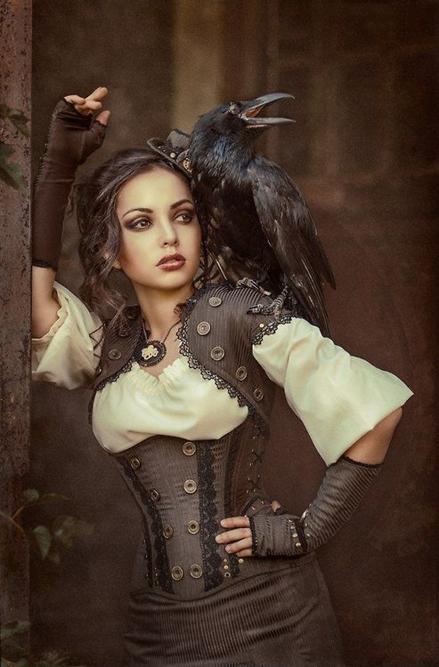 goetia_girls_stolas_succubus_genie_art_muse_steampunk_shaman_girl_of_faustus_crow