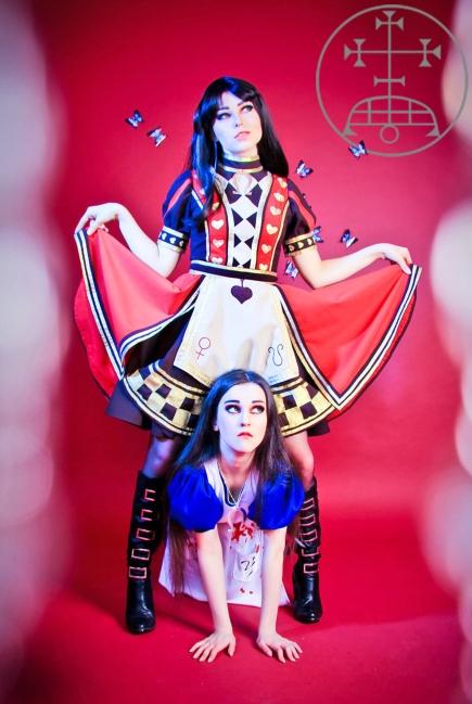 goetia_girls_alice_madness_returns_samigina_gamgin_wonderland_succubus_art_muse_of_faustus_crow