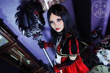 goetia_girls_alice_madness_returns_wonderland_lucid_dream_samgina_gamgin_art_muse_succubus_of_faustus_crow