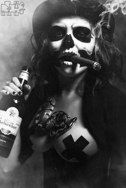 goetia_girls_kimaris_samedi_girl_voodoo_queen_baron_art_muse_of_faustus_crow