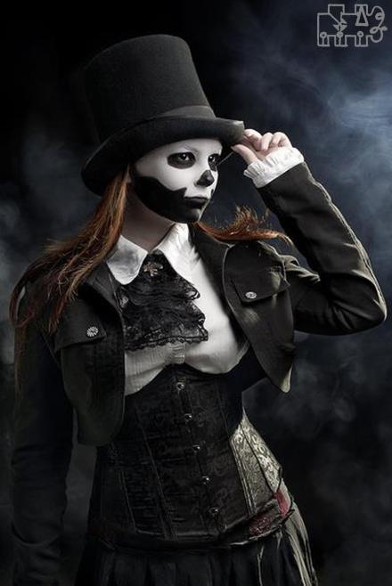 goetia_girls_steampunk_samedi_girl_kimaris_voodoo_queen_succubus_of_faustus_crow