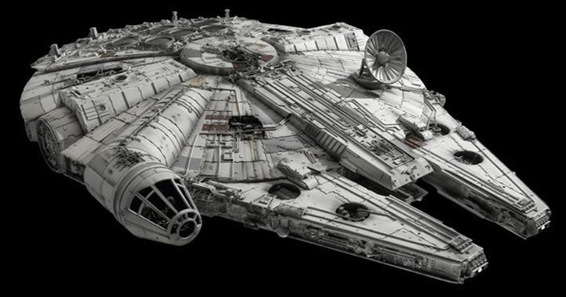 star wars millenium falcon - photo #16