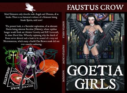 goeta_girls_lilith's_harem_faustus_crow_succubus_art_book_black_and_white