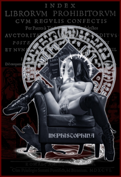 goetia_girls_lilith's_harem_banned_book_necronomicon_index_librorum_prohibitorum_mephistophina_succubus_of_faustus_crow