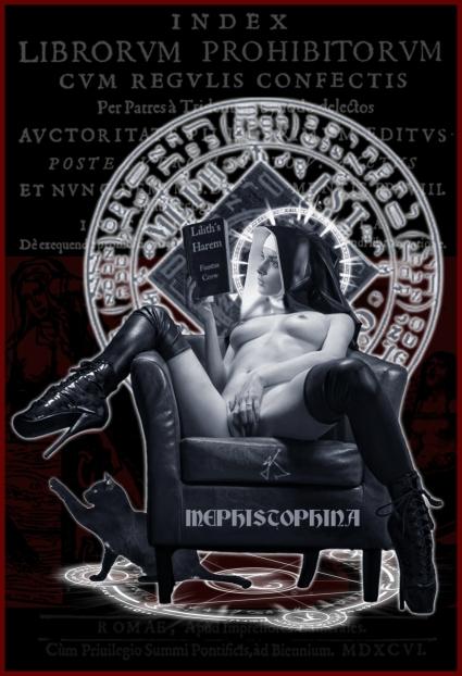 goetia_girls_lilith's_harem_banned_book_necronomicon_index_librorum_prohibitorum_mephistophina_succubus_of_faustus_crow