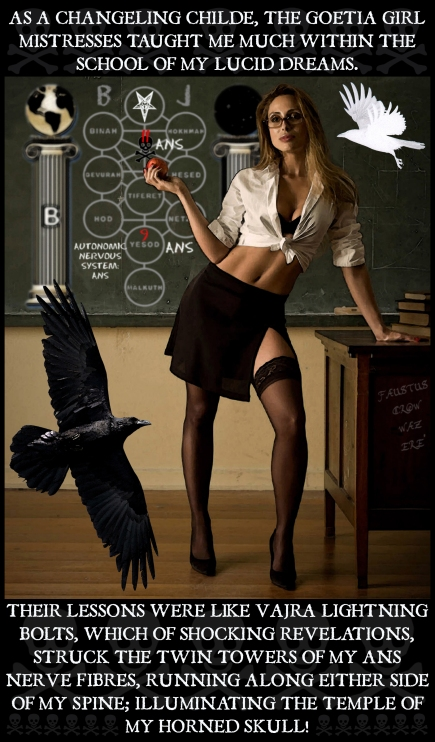 goetia_girls_lilith's_harem_lucid_dream_hogwarts_occult_sorcery_succubus_teacher_of_faustus_crow
