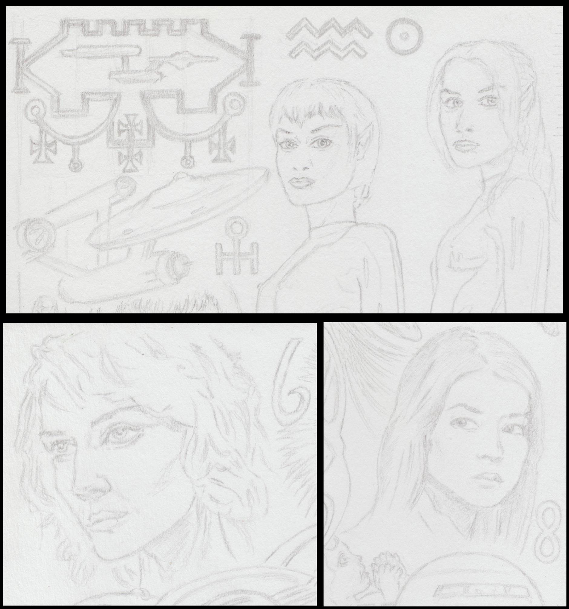 goetia_girls_lilith's_harem_original_artwork_comic_pencils_succubus_art_faustus_crow_mardun (1)
