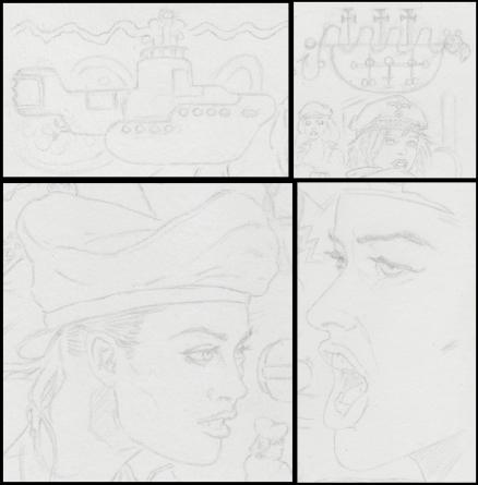 goetia_girls_lilith's_harem_original_artwork_comic_pencils_succubus_art_faustus_crow_mardun (2)